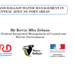 Ecology and Ballast Water Management - Cameroon