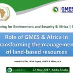 Transforming LBR GMES