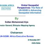 UN GGIM Keynote