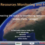 Water Resource Monitoring and Forecasting